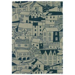 Alfombra St Ives charcoal