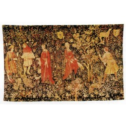 Wandteppich Noble Pastorale cm.93x151
