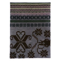 Rug Nanimarquina Folk purple