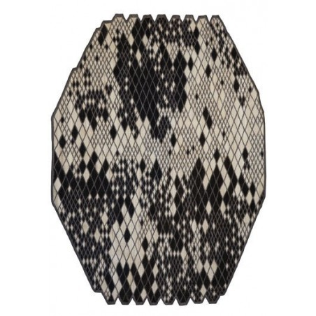Teppiche Nanimarquina Losanges beige grigio