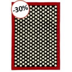 Teppiche Missoni Home  Jamison bianco e nero T602 cm.170x240 - einde van de serie