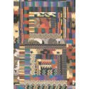 Alfombra Missoni Home  Orion oceani T125 cm.250x350 - final de la serie