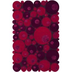 Alfombra Minerali Vitalize rosso