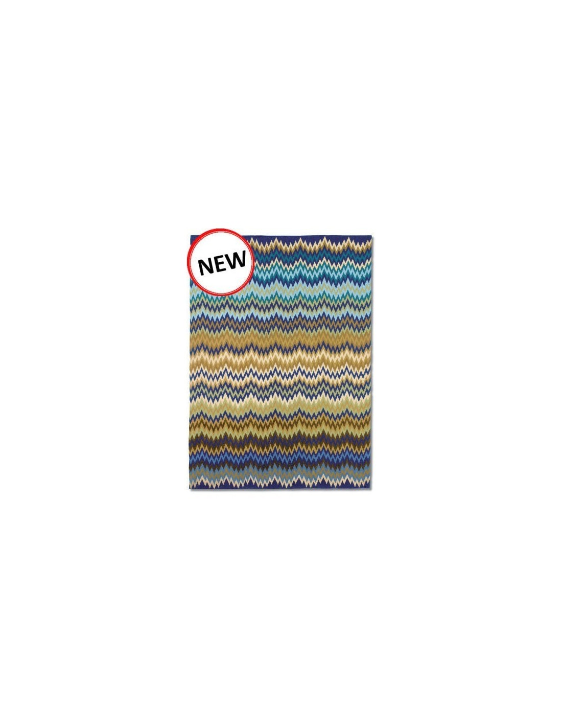 contemporary rug tapis missoni home piccardia blu 170 designed by missoni home. Black Bedroom Furniture Sets. Home Design Ideas