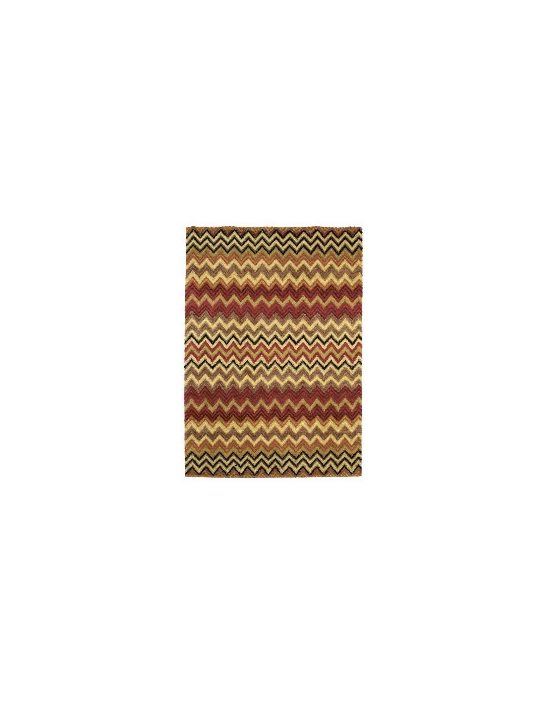 Contemporary rug Tappeto Missoni Home Honduras grigio T59 designed by Missoni Home