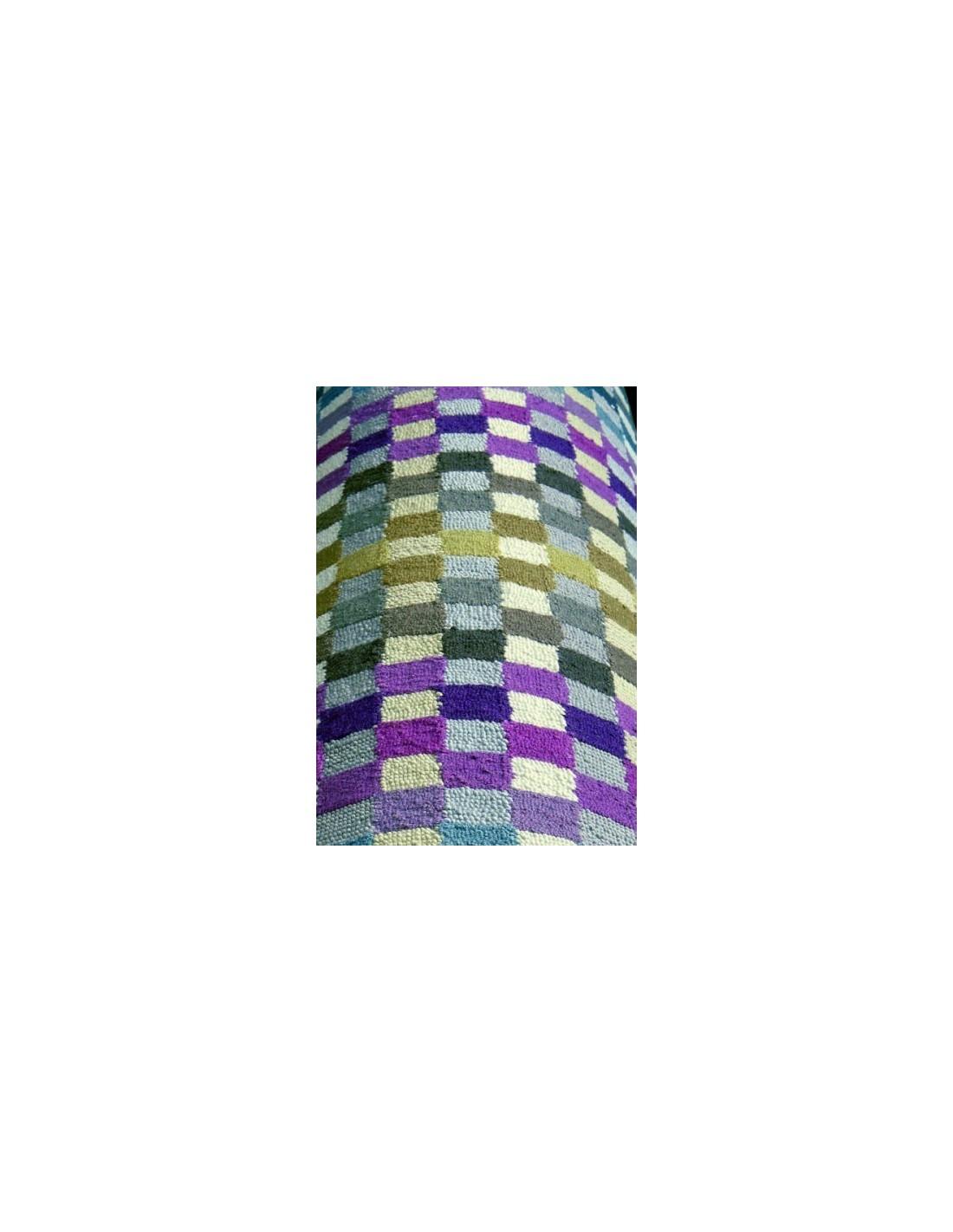 Contemporary rug Tappeto Missoni Home Maset nero T160 designed by Missoni Home