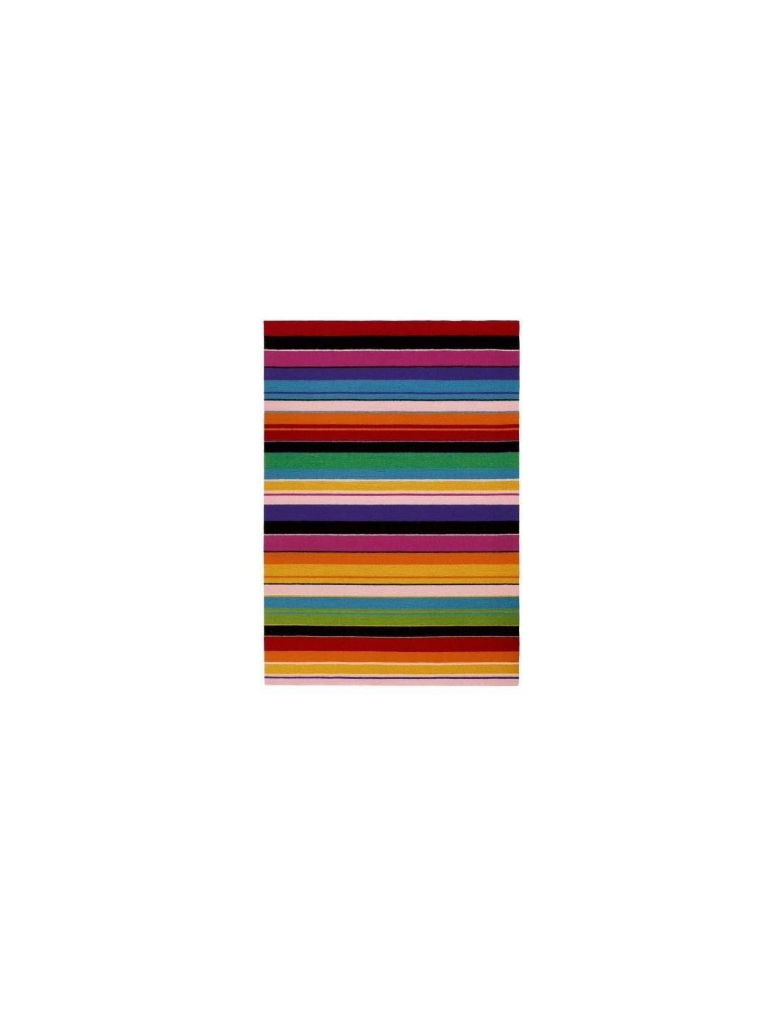Contemporary rug Tappeto Missoni Home Wichita multicolour T16 (-10%) designed by Missoni Home