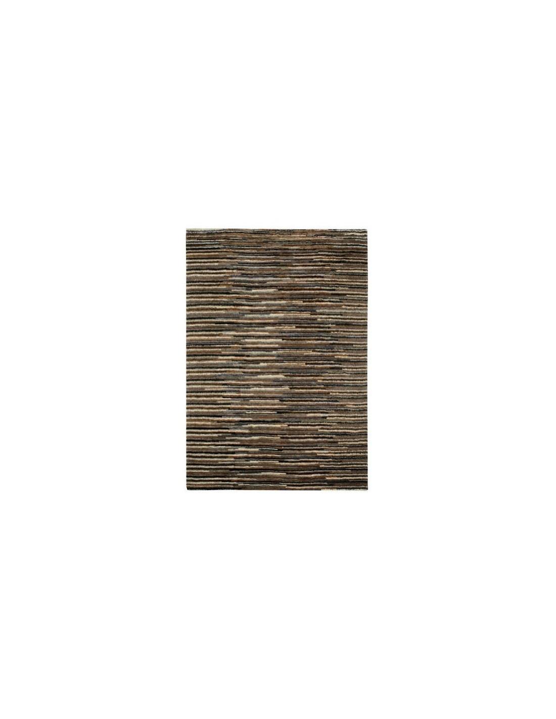 Contemporary rug Tappeto Missoni Home Yucatan nero T60 designed by Missoni Home