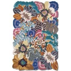 Tapis Tappeto Missoni Home  Rajmahal multicolor T100 cm.200x300
