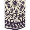 Teppiche Nanimarquina Rangoli blackand white