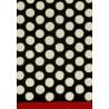 Tappeto Missoni Home  Jamison bianco e nero T602 cm.170x240 - fine serie