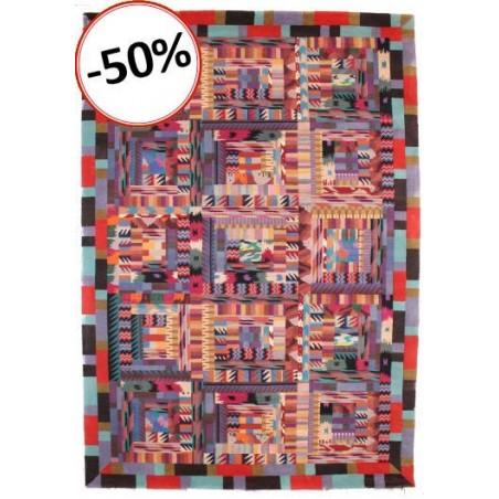 Teppiche Missoni Home  Orion langhe T101 cm.185x185 - einde van de serie