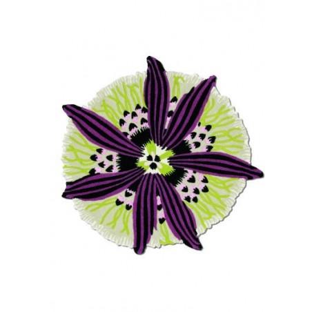 Alfombra Missoni Home  Botanica viola T04