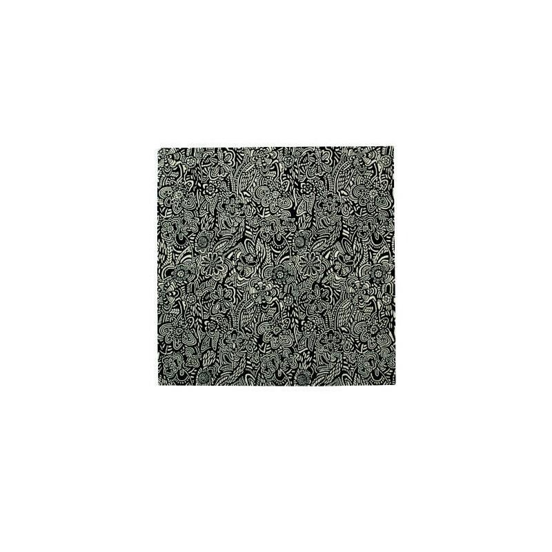 Teppiche Missoni Home  Esmeraldas bianco e nero T20