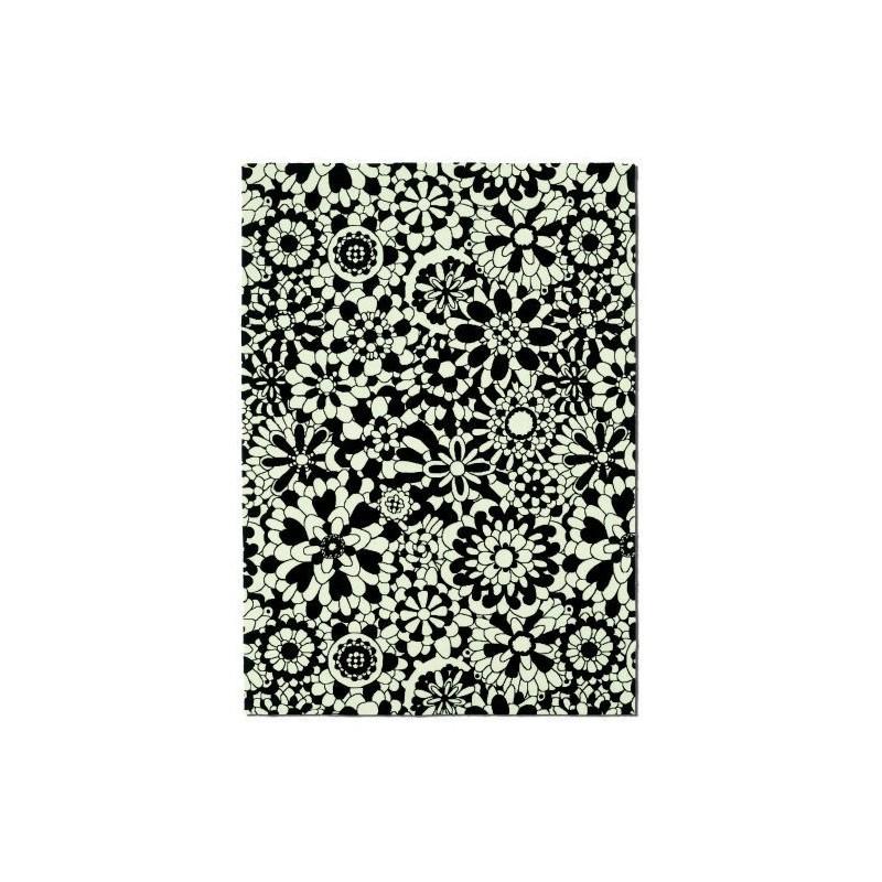 Tappeto Missoni Home  Fleury bianco e nero T20