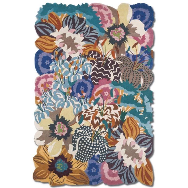 Teppich Missoni Home  Rajmahal multicolor T100 cm.200x300